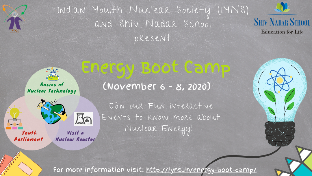 Energy Boot Camp-poster